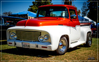 2016 American Made Car Show - Parnell Park - Whittier, CA