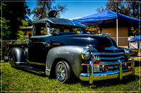 Chevrolet Thriftmaster Truck - 2015 Crossing Foursquare Kustom Car Show - Whittier, CA