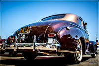 1941 Chevrolet Master Deluxe - 2015 Crossing Foursquare Kustom Car Show - Whittier, CA