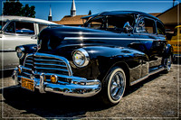 1946 Chevrolet Stylemaster - 2015 Crossing Foursquare Kustom Car Show - Whittier, CA