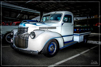 1941 Chevrolet Pick-Up - 2015 VA Loma Linda Car Show