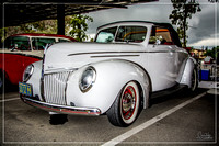 1939 For Super Deluxe - 2015 VA Loma Linda Car Show