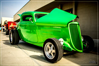 1934 Hot Rod Coupe - Anaheim Colony Classic 2014