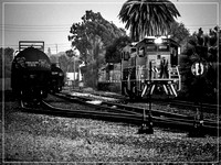 UPY2747 running through at Valla - Santa Fe Springs, CA - Nov 2008