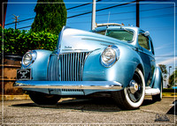 1939 Ford Deluxe - Mooneyes Open House - July 2016