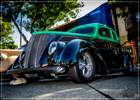 1937 Ford Coupe - Cool Cruise 2016