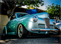 1941 Ford Convertible - Cool Cruise 2016