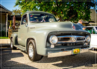 1953 Ford F-100 Pickup - Cool Cruise 2016
