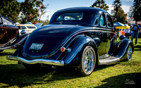 1934 Ford Coupe - Classic Car Show 2017 - Parnell Park - Whittie