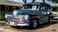1946 Ford Delivery Truck - Great Labor Day Cruise 2016