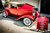1932 Ford Roadster - Anaheim Colony Classic 2014