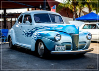 1941 Ford Deluxe - Great Labor Day Cruise 2016