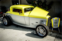 1932 Ford 3 Window Coupe - Anaheim Colony Classic 2014