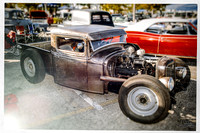 Ford Ratrod Truck - Mooneyes XMAS Party 2014