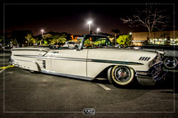 Chevrolet Impala - Ruby's Cruise Night Whittier - June 20th 2014