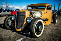 1930's Ford Roadster Truck - Mooneyes XMas Show 2014
