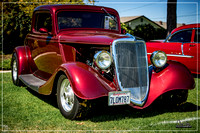 1934 Ford - American Made Car Show 2016 - Whittier, CA
