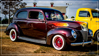 1940 Ford - Great Labor Day Cruise 2016