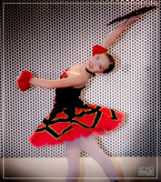 Claylee's Nutcracker at Disney California Adventure 2014