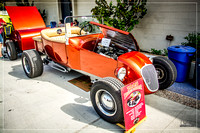 1925 Ford Roadster T-Bucket - Anaheim Colony Classic 2014