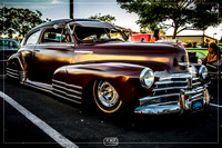 Ruby's Cruise Night Whittier - July 11th 2014