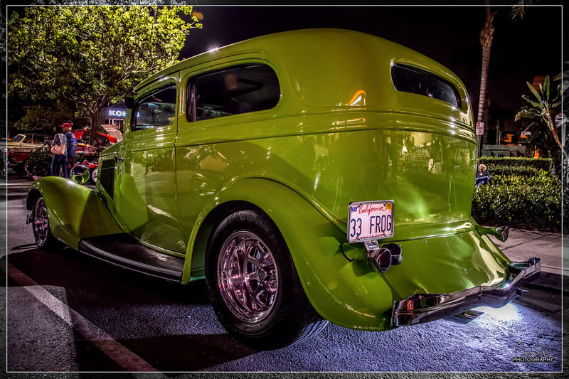 1933 Ford - Ruby's Cruise Night Whittier - September 26th 2014