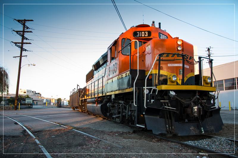 LAJ Railway Photography