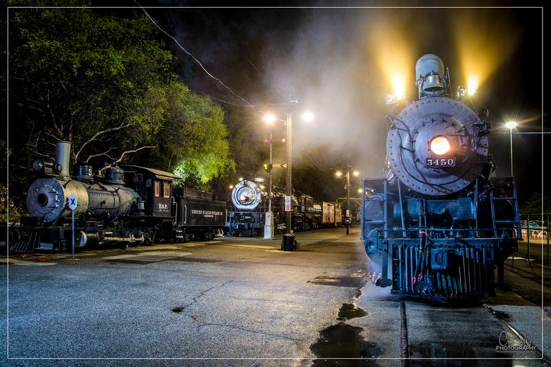 RailGiants Steam Shoot
