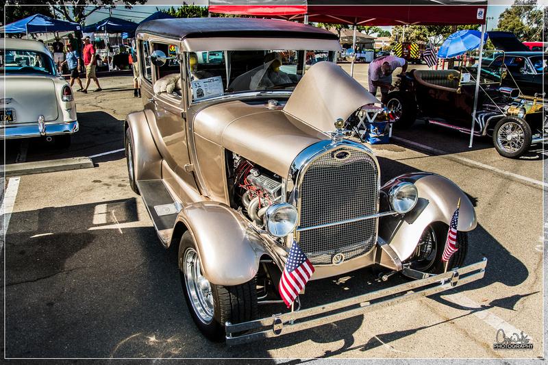 1929 Ford Model A Sedan - La Habra, CA