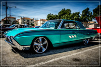 2015 Classic Cruise @ The Broiler - Downey. April