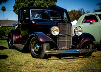 2017 Whittier Classic Car and Truck Show - Parnell Park
