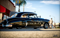 1950 Chevrolet Deluxe  - Bellflower Car Show 2017